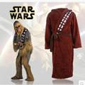 Star Wars Bath Robe Bathrobe Cloak Mantle Cape Hoodie chewbacca Cosplay Costume 2017 new warm winter