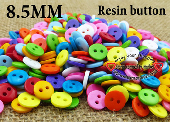300PCS 8.5MM shirt buttons buttons for garments kids sewing crafts cloth for sewing  R-045
