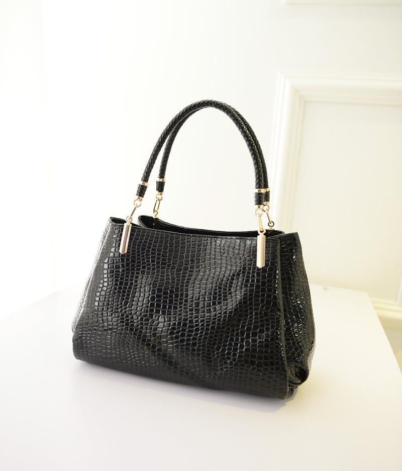 2015 new model lady pu handbag shoulder bag wholesale handbag distributors women handbag bags women(China (Mainland))