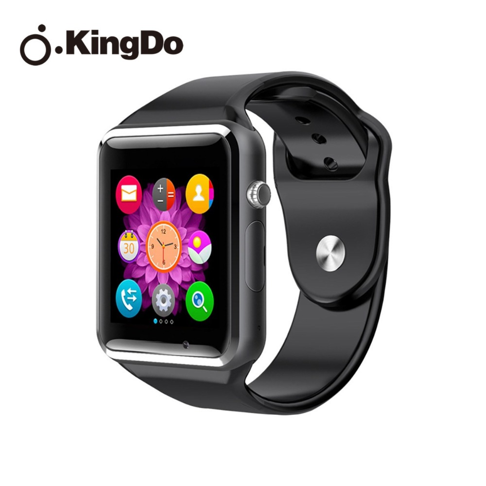 Smart Watch android smartwatch with Sim Card slot camera KingDo Brand for Adroid IOS(China (Mainland))