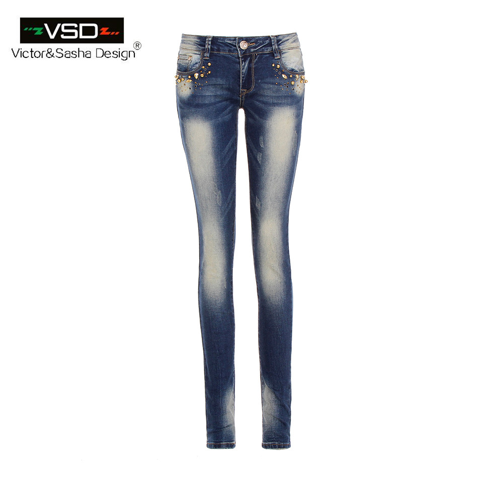 Cheap jean shorts with tights, Buy Quality pants care directly from China jeans lycra Suppliers: New Fashion Jeans Women Pencil Pants High Waist Jeans Sexy Slim Elastic Skinny Pants Trousers Fit Lady Jeans Plus Size Enjoy Free Shipping Worldwide! Limited Time Sale Easy Return/5(K).