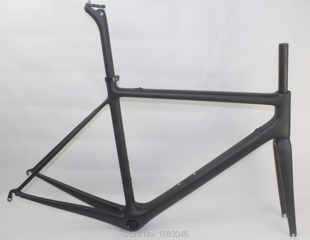 3-5 days delivery goods super light 780g ,good stiffness road bicycle carbon frame T900 R5 RCA carbon frame(China (Mainland))