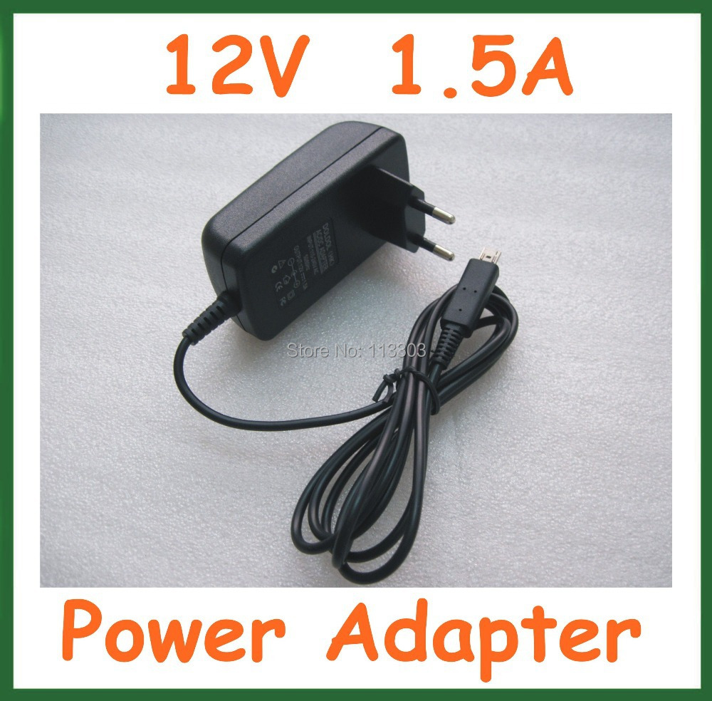10pcs 12V 1.5A Charger EU US plug for Acer Iconia Tab A510 A700 A701 Tablet PC 10.1 inch Power Supply Adapter High Quality(China (Mainland))