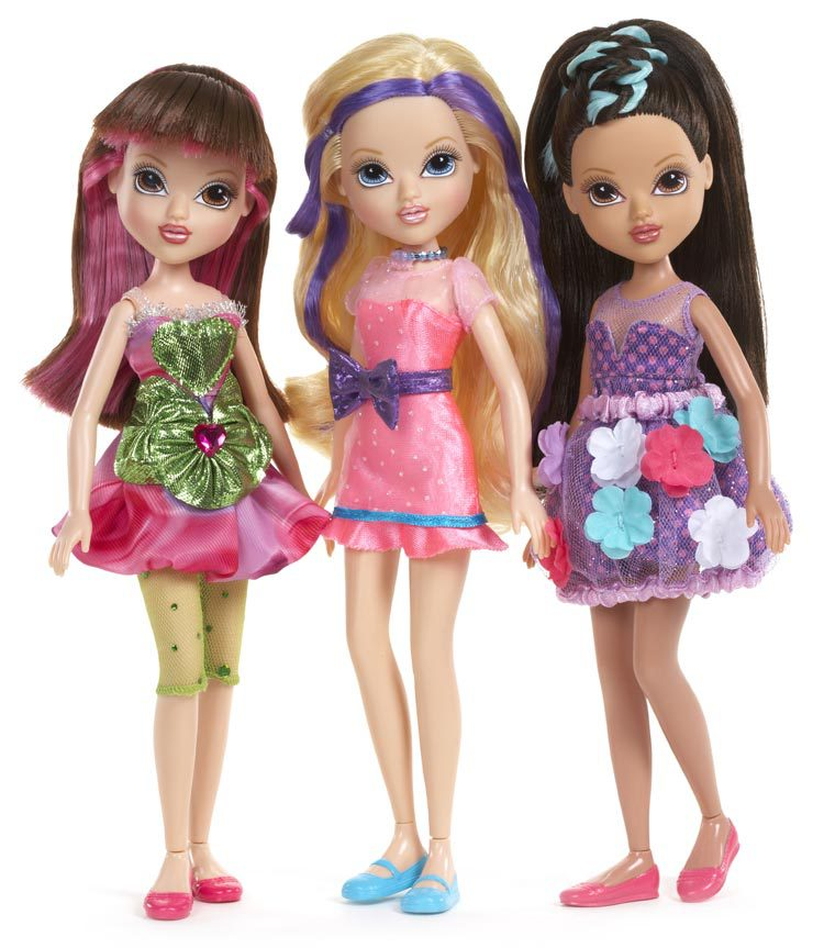 Moxie girlz brush their hair girl toys Girl princess baby, girl fashion party clothing toys for Christmas gifts(China (Mainland))