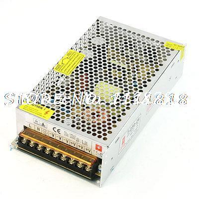 Heatsink Cooling AC 110/220V to 24V DC 10.5A Switch Power Supply Adapter<br><br>Aliexpress