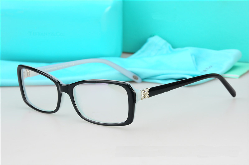 2015 Top Fashion brand designer eyeglasses frame women ...