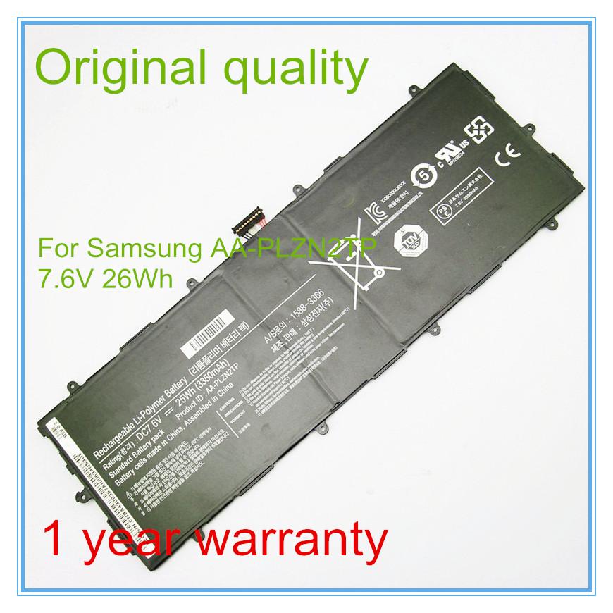 7.6V 3350MAH original laptop battery AA-PLZN2TP for  ATIV Tab 3 10.1 AA-PLZN2TP 1588-3366 laptop batteries Free shipping<br><br>Aliexpress