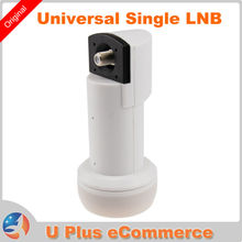 SUPERHD SAT SR-320 HD Digital Single LNB Ku Band Universal LNBF With 0.1db Single Output hot selling