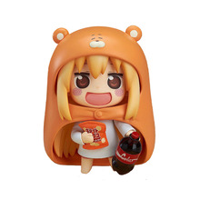 Buy Chanycore GSC Nendoroid 524# Japanese Anime Figure U M R Cute Nendoroid Doma Umaru PVC Action figure Model collection Toy 10cm for $16.06 in AliExpress store