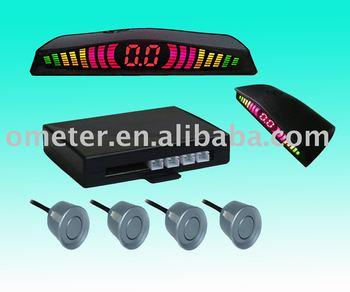 Hot selling LED display parking sensor , parking system , car rearview system , car park sensor , Reverse Parking Sensor