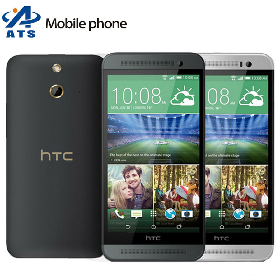 "Original HTC One E8 Moble Phone Single sim Quad-core RAM 2GB ROM 16GB 5.0"" Screen WIFI GPS 13MP Camera cell phone(China (Mainland))"