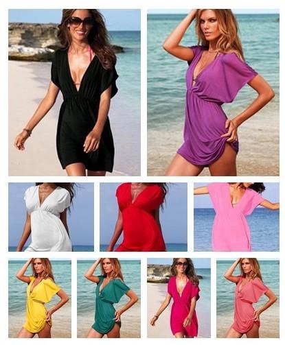 Женская туника для пляжа Women's sexy cover-ups 2015 10000