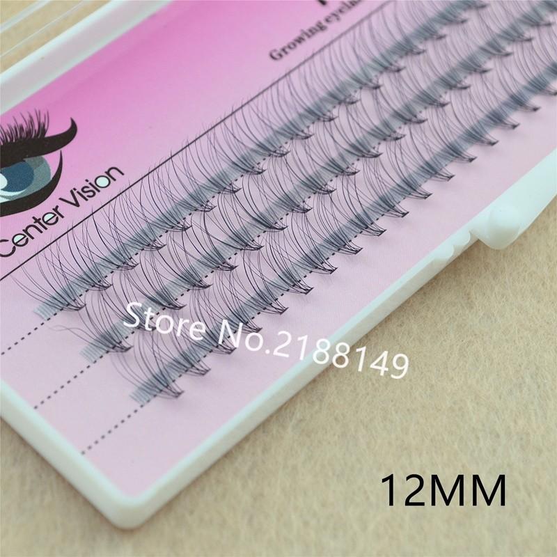 2017 High Quality curl False Eyelashes Natural Fake Eye Lashes makeup tips Bigeye Long False Eye Lashes 8mm 10mm 12mm