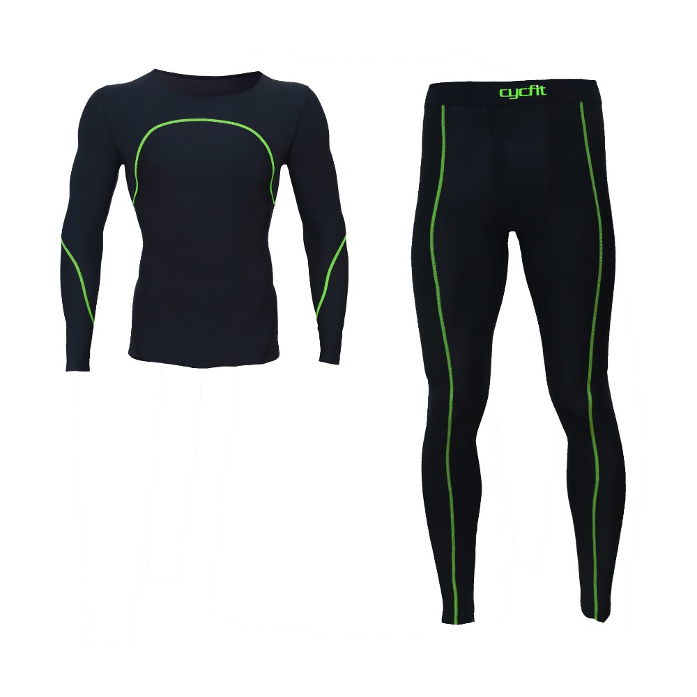 2016 Soccer Football Training Suit Top Quality Tight Sports Running Clothing Spring Football Jersey Men Soccer Pants Basketball(China (Mainland))