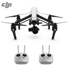 DJI Inspire 1 RAW (Dual Remote) UAV Original DJI Drone UAV with Zenmuse X5R 4K camera and 3-axis stabilization gimbal