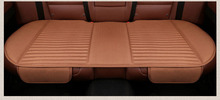 Super luxury Car Seat Protector Mat Auto Front Seat Cushion Single Fit Most Vehicles Seat Covers, Car Seat Cover For All Sedan(China (Mainland))