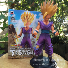 Anime 24cm Dragon Ball Z The Son Gohan Action Figure PVC Collection figures toys for christmas gift brinquedos with Retail box
