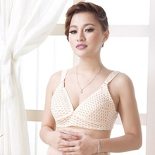 New Arrive Cotton Pregnant Women Breast Feeding Bra Underwear ...