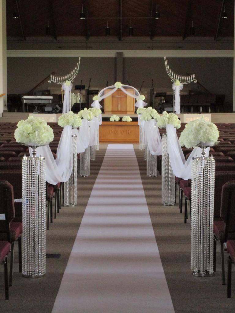 120CM 47 2 Silver Wedding Flower Stand Wedding Centerpiece Sparkling