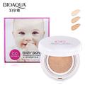 BIOAQUA Brand Air Cushion BB CC Cream Whitening Baby Skin Liquid Foundation Concealer VE Hyaluronic Acid