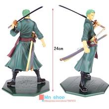 Japan Anime One Piece Roronoa Zoro New World Figuarts Action Figure Toys PVC Figure Doll Gift P45