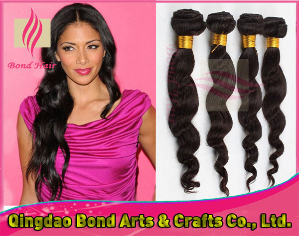 New arrival! Hotselling! Brazilian Remy Hair Extension Human Hair Weaving 3 pcs/lot 8~30 Body wave 1#1B# human hair weft<br><br>Aliexpress