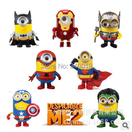 Minions Avengers Iron Man images