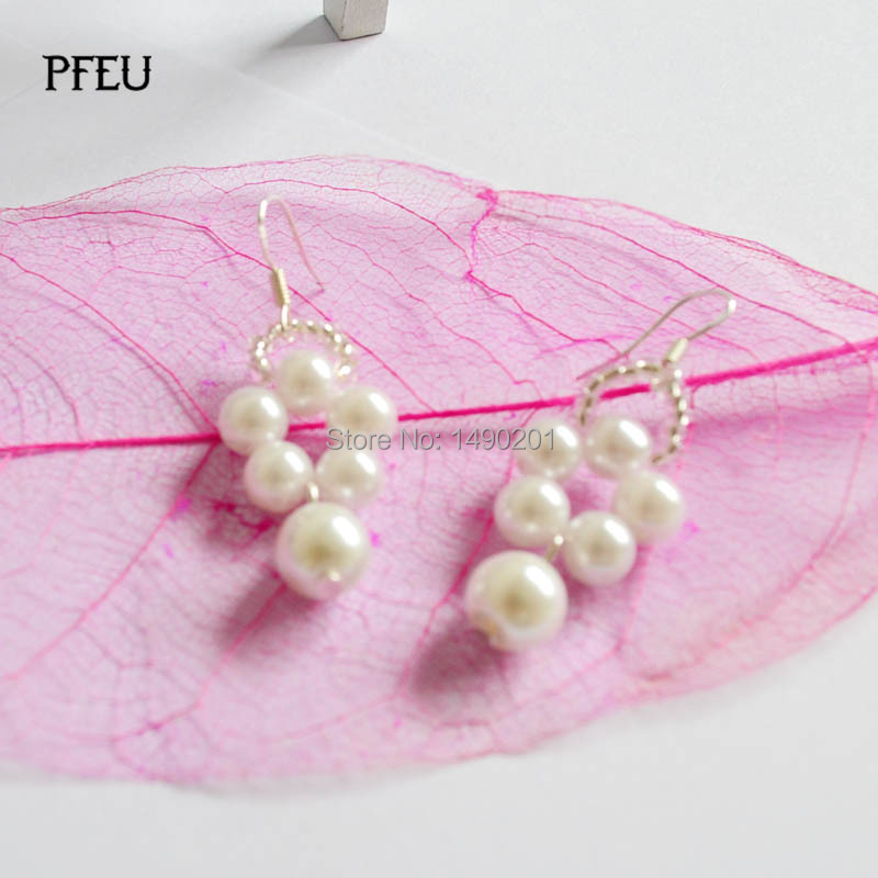 Handmade Pearl Earrings Designs Pfeu Designer Handmade Pearl