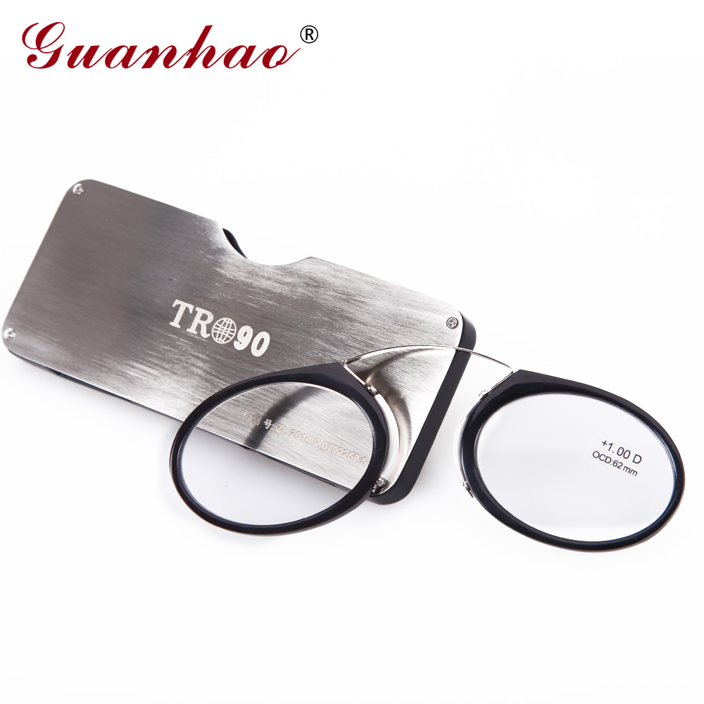 glasses cheap online qd1w  Wallet Reading Glasses with Case, Credit Card Size Emergency Reading Glasses  Carry in Your Purse