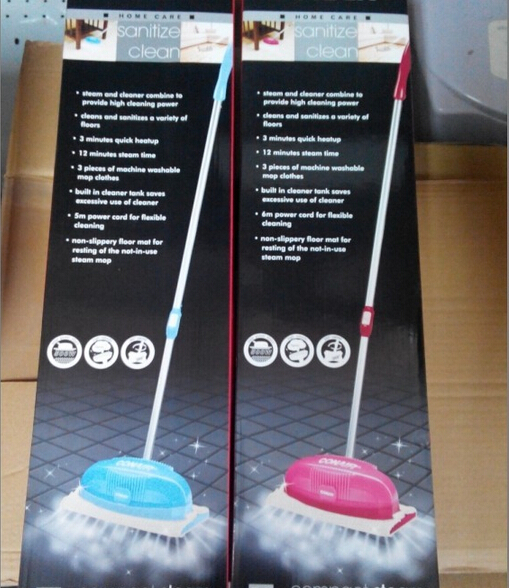 Free shipping! Steam Mop, Steam Cleaner,car washer household use(China (Mainland))