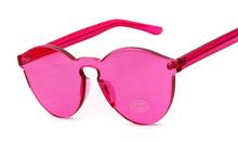 NEW Transparent frame WOMEN brand circle Colorful Coating SUNGLASSES fashion men fashion glasses Good quality(China (Mainland))