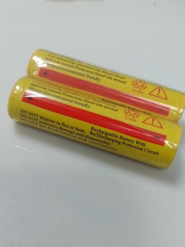 2 шт/много аккумуляторная li-ion батарея bcr 18650 аккумулятор ПХД/батареи dropshipping