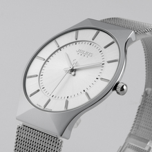 Julius Mens Watches Top Brand Luxury Stainless Steel Analog Display Quartz Watch Men Fashion Casual Wristwatches Montre Homme