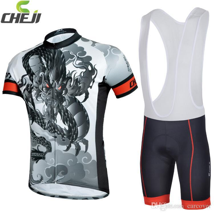 Frank 2016 Dragon Cycling Jerseys Set Comfortable Flexible Breathable Quick Dry Biking Jerseys Clothing and Bib Trousers Sale(China (Mainland))
