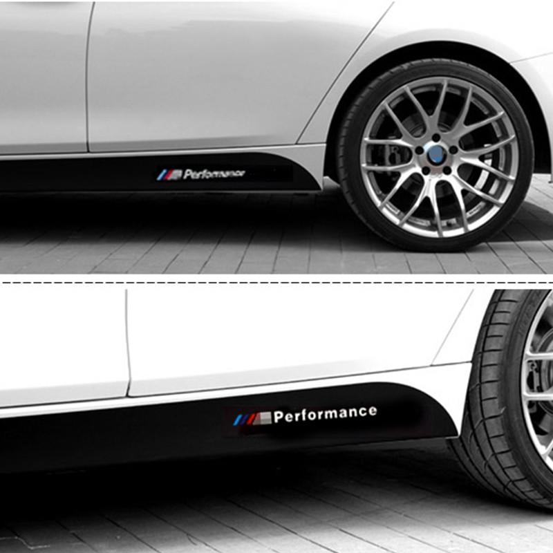 Taiwan KK M performance Car side sticker for BMW F10 M5 525i 520i 528i 535i 550i 5 series 2011-2015(China (Mainland))