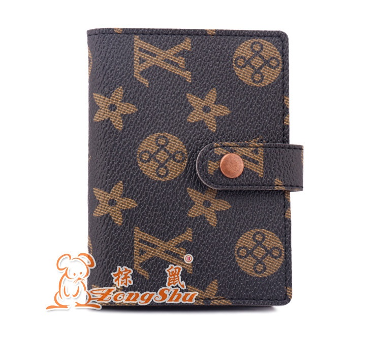 New 2016 fashion women men business card holder famous