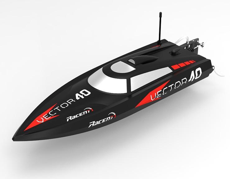 Фотография Volantexrc Vector40 V797-1 Brushless High Speed Racing 40km/h RC Boat RTR 2.4GHz  F15967 / F15968