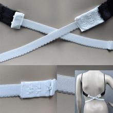 3 PCS a set Low Back Backless Adapter Converter Bra Strap Fully Adjustable Backless Extender Hook