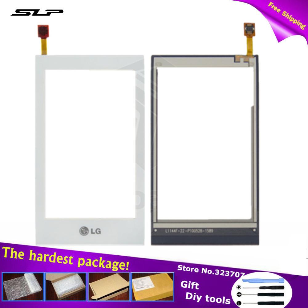 Здесь можно купить  10 piece New Touch screen for LG GT505 Cell Phone(White)with Digitizer glass Replacement+tools  Телефоны и Телекоммуникации