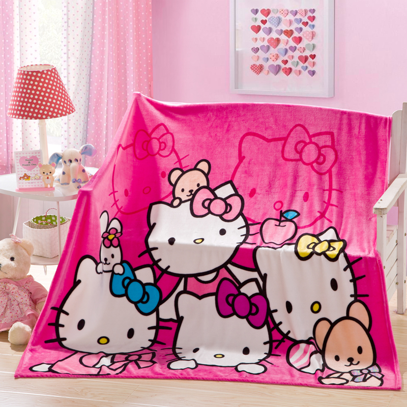 housse de couette hello kitty super mario spongebob barbie pokemon totoro blanket europe mickey. Black Bedroom Furniture Sets. Home Design Ideas