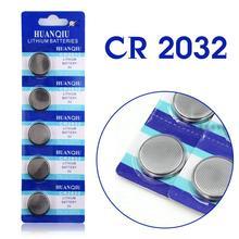 5 Pcs Button battery  3V Lithium Coin Cells Button Battery 5004LC ECR2032 CR2032 DL2032 KCR2032 EE6227