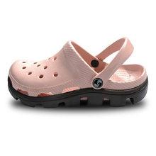 2019 zapatos gratis accesorios jardín zuecos impermeable cro mujeres clásico enfermería Hospital mujeres Trabajo sandalias médicas tamaño grande(China)