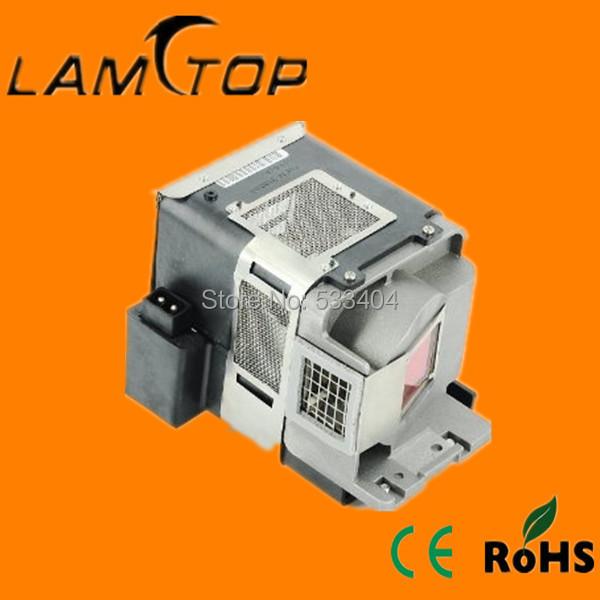 Фотография FREE SHIPPING  LAMTOP  180 days warranty  projector lamp  with housing  VLT-XD600LP  for  GW-760