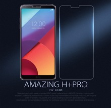 Buy LG G6 Tempered Glass Screen Protector NILLKIN Amazing H&H+Pro Nanometer Anti-Explosion glass protective film LG G6 for $7.69 in AliExpress store