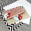 New arrival Pokemons Go Pokeball color floating sculpture Transparent TPU Phone Case for iphone 6 6S