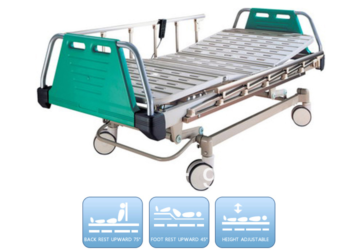 DW-BD120 Hospital bed Electric bed with 3 functions(China (Mainland))