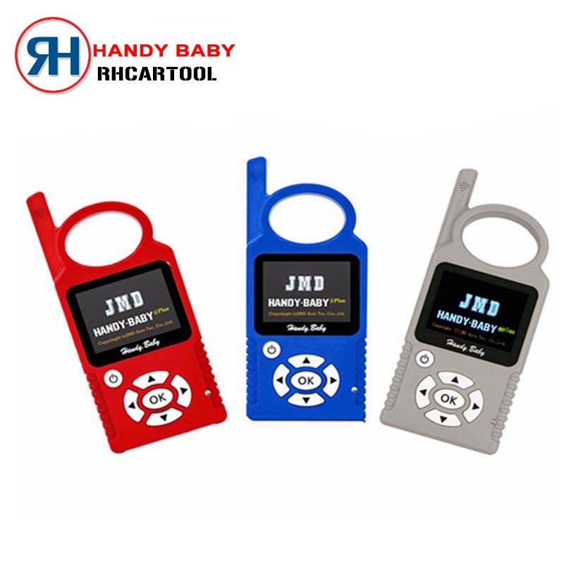 CBAY Handy Baby Hand-held Car Key Copy Auto Key Programmer For 4D/46/48 Chips Handy Baby Key Programmer 3 color choose DHL Free(China (Mainland))