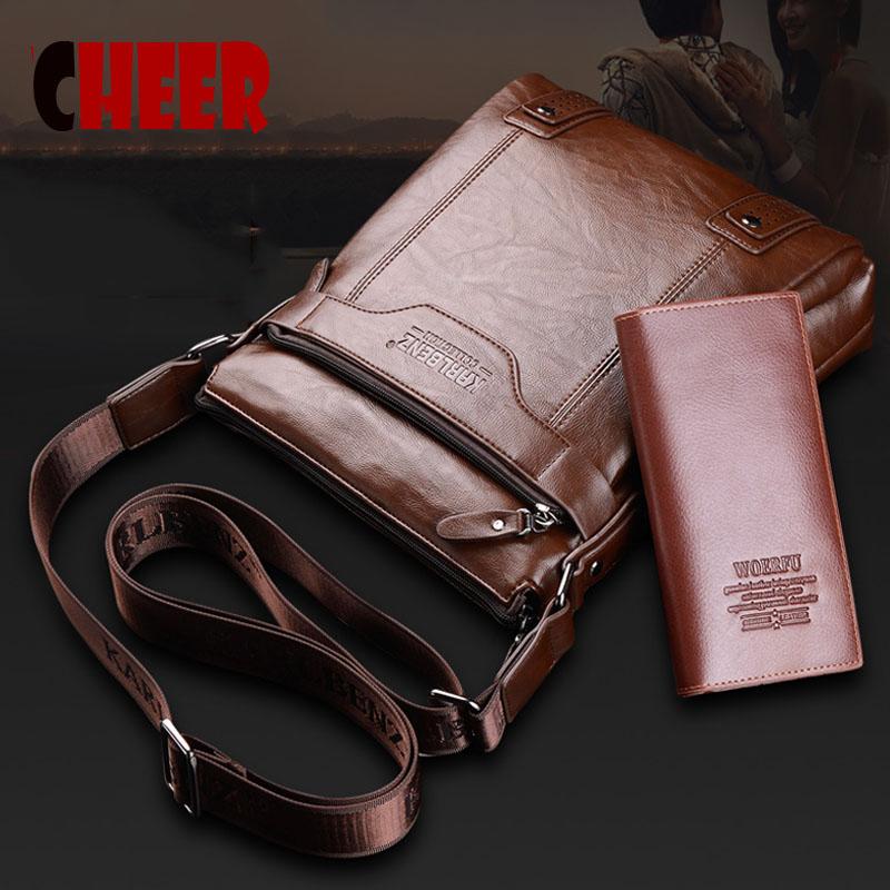 Men's shoulder male bag Handy Men messenger handbags bags famous designer brands high quality 2016New men's Fashion Bags Totes(China (Mainland))