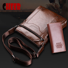 Men's shoulder male bag Handy Men messenger handbags bags famous designer brands high quality 2016New men's Fashion Bags Totes (China (Mainland))