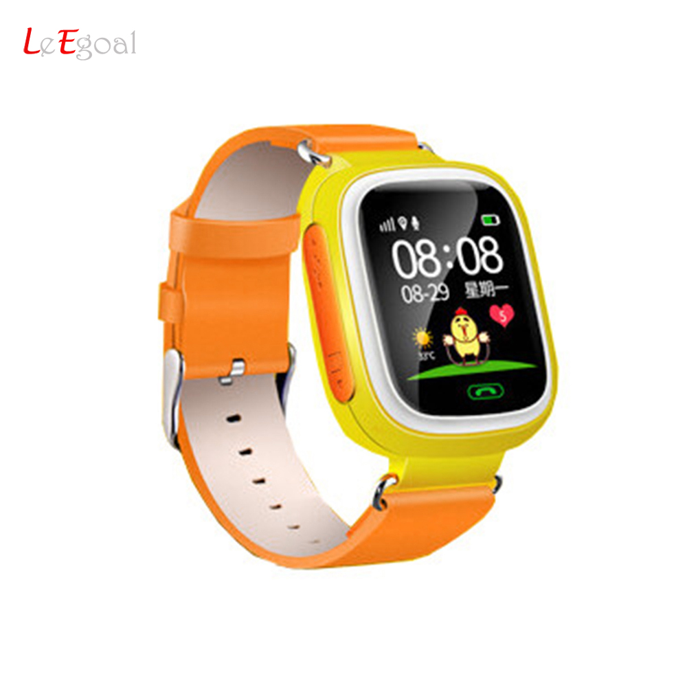 Leegoal G7 Smart Watch Baby Smartwatch With WIFI LBS AGPS SOS Call Finder Track Kid Safe Anti-Lost Monitor For Kids on sales(China (Mainland))